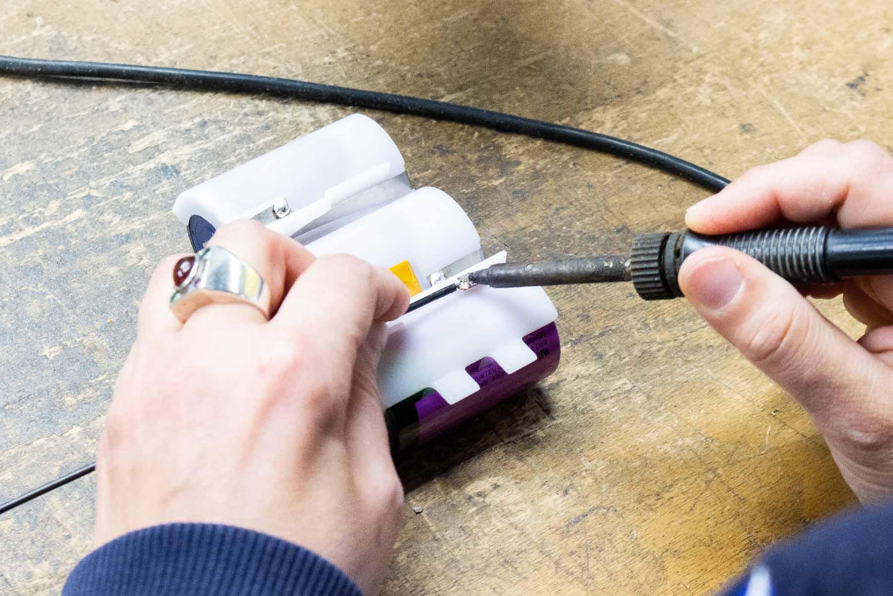 battery-en accupacks op maat