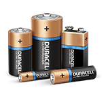 Non rechargeable batteries
