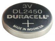 Duracell Lithium knoopcel 3V DL2450