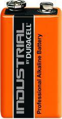 Duracell Industrial Alkaline batterij 9V e-block 6LR61
