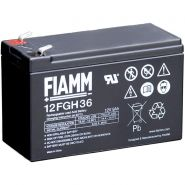 Fiamm Pb accu 12V 9Ah High Rate L151 B65 H94 faston6,3