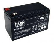 Fiamm Pb accu 12V 7200mAh standard L151 B65 H94 faston6,3