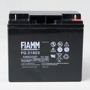 Fiamm Pb accu 12V 18Ah standard Ext.Life L181 B76 H167 BOLT 5mm