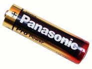 Panasonic Pro Power Alkaline batt LR06 1,5V