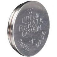 Renata Lithium knoopcel 3V CR2450