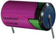 Tadiran Lithium batt 3,6V SL2780T iXtra D soldeertag