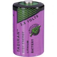Tadiran Lithium batterij 3,6V SL750S Xtra 1/2AA basis snelstart