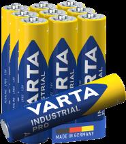 Varta Industrial AAA LR03 1,5V 1200mAh Alkaline batt