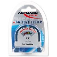 Ansmann Tester Prim.batt TESTER.AAA,AA,C,D,9V