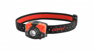 Coast headlamp FL75R rechargeable rd/white inc.3xLi-ion blister
