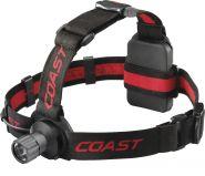 Coast HL40 hoofdlamp & clips Wit inc.3xAAA blis