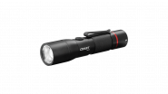 Coast HX5R torch rechargeable 340Lm inc.1xLi-ion &CR123 BL