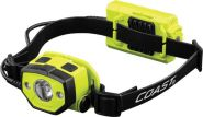 Coast HZ025 AtexZone 0 20 headlamp 250Lm exc.3xAA
