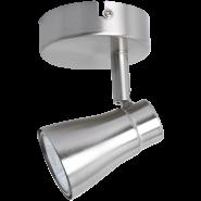 Led's Work plafondlamp 1 HEAD SPOTLIGHT INCL. GU10 1X250LM 2700K SATIN