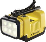 Peli floodlight 9430C RALS 6 XML yellow inc.PbBatt