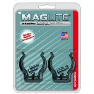 Maglite D-cel 2x Autoklemmen blister