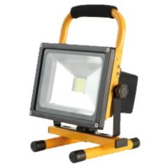 Acculux handlamp FL 20W LED inc.1xLi-ion
